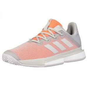 Adidas Women's Solematch Bounce Tennis Shoes 7.5